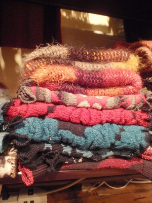 Pile of European Scarves at RH Ballard.jpg