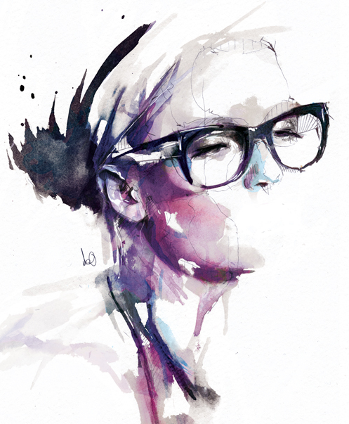 ARTICLE | I'm Sorry, But I Have To Comment On This... | Image Source: Florian Nicolle | CLICK TO ENJOY... http://carlaaston.com/designed/your-lips-are-sealed (KWs: blogging, interior design blog, relationship, love)
