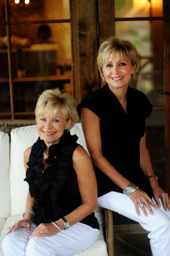 Sisters, Talena Ray (Left) and Mona Thompson (Right)