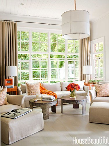 ARTICLE   How To Add Color To An Open Plan House - Tip #439: Just A Dab Will Do Ya   Image Source: NAME   CLICK TO ENJOY... http://carlaaston.com/designed/how-to-add-color-open-plan-house-dab-will-do-ya   (KWs: paint, wall )