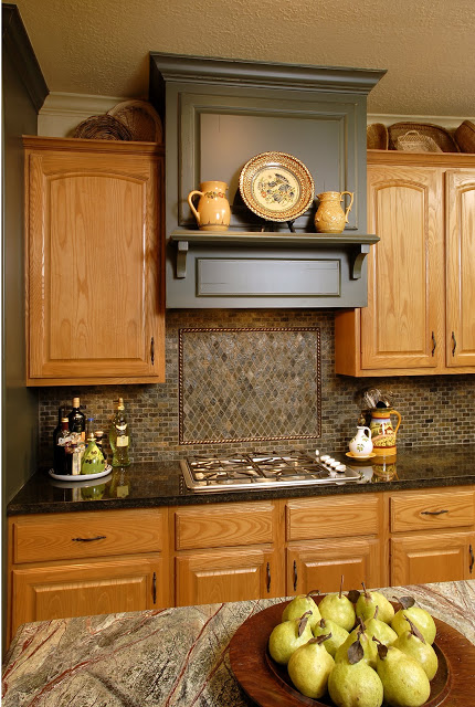 What To Do With Oak Cabinets Designed