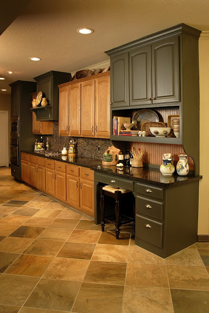 What To Do With Oak Cabinets — DESIGNED