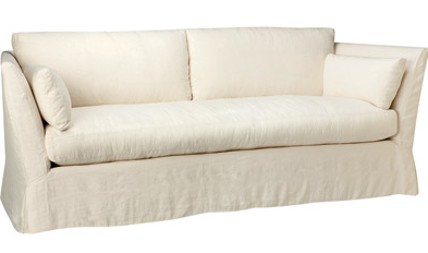 Layla Grace Raymond Slipcovered Sofa | Click for f ull description