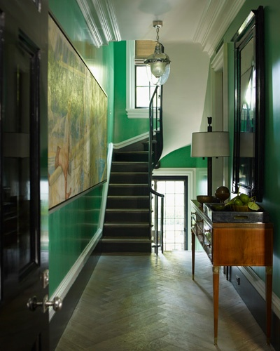 A RTICLE + GALLERY | CHALLENGE: Which Interior Designer Designed These Spaces? | CLICK TO VIEW... http://carlaaston.com/designed/name-that-interior-designer-01 | Image Source:  Steven Gambrel