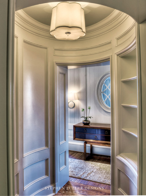 Article ➤ http://CARLAASTON.com/designed/the-vestibule The Vestibule: A Space With Special Power | (KWs: entryway, entrance, mud room)