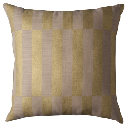 NEEDED: Two Decorative Gold Pillows = $49.98 ($24.99 x 2) @Target