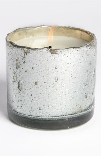 NEEDED: Three Mercury Glass Votive Candles = $78.00 (3 x $26) @Nordstrom