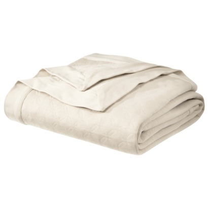 NEEDED: Matelasse White Queen Blanket (Buy one queen size) - $69.99 @Target