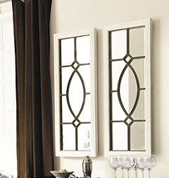NEEDED: MIrrors - $159 for 2 @BallardDesigns