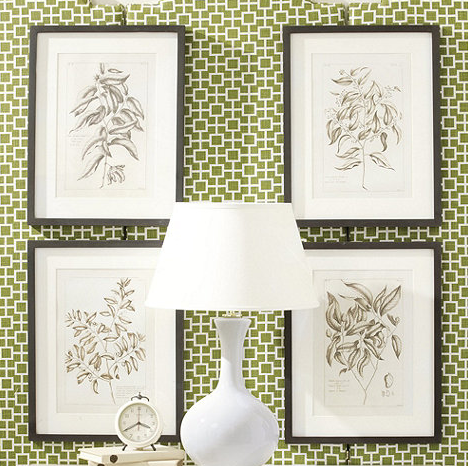 NEEDED: Sepia framed botanical print - $189 for set of 2 @BallardDesigns