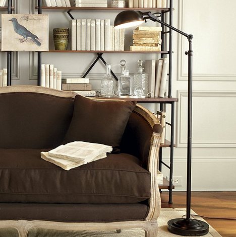NEEDED: Apothecary Floor Lamp - $199 for 1 @BallardDesigns