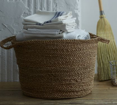 NEEDED: Towel Basket - $79 for 1 @WestElm
