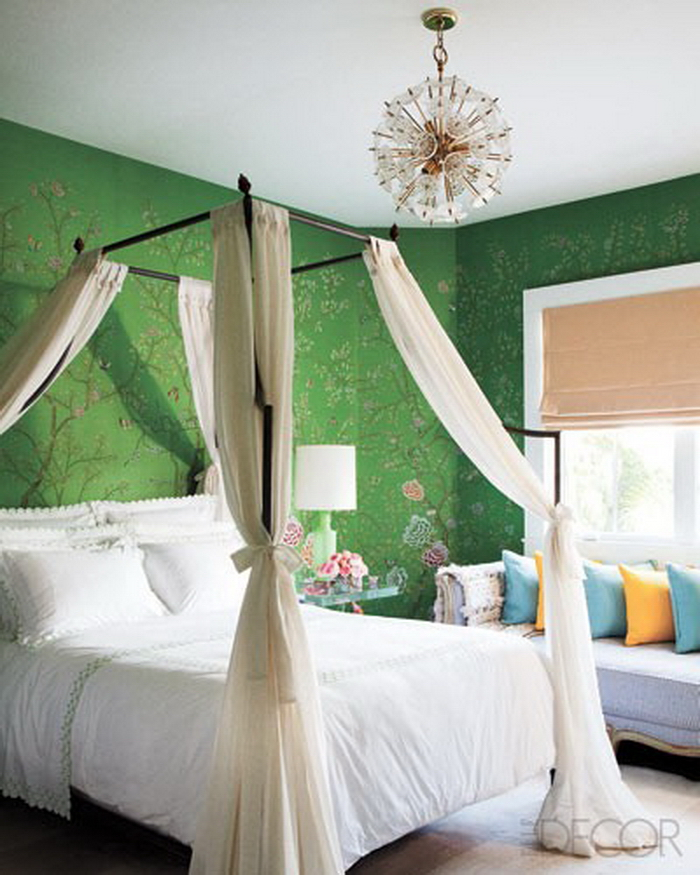 Article + Gallery ➤ http://CARLAASTON.com/designed/pantone-color-of-year-2013-emerald-green SEE Why Emerald Green Is Pantone's Color Of The Year (Image Source: openhouse.homegoods.com)