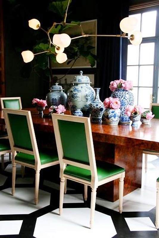 Article + Gallery ➤ http://CARLAASTON.com/designed/pantone-color-of-year-2013-emerald-green SEE Why Emerald Green Is Pantone's Color Of The Year (Image Source: Grant K. Gibson)