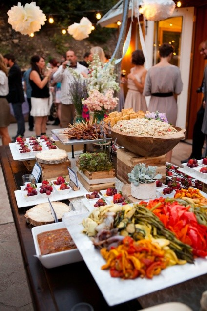 Image Source: Wedding.com - A Catered Affair