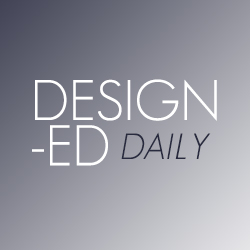 NEW ➤DESIGNED daily| Click through for links revealing remarkable ideas, insights, knowledge, inspiration, etc. about design!