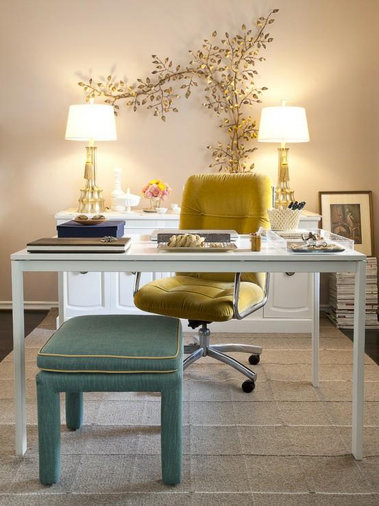 Image via; Rue magazine,Interior Design: Domicile ID, Photography: Teri Lyn Fisher