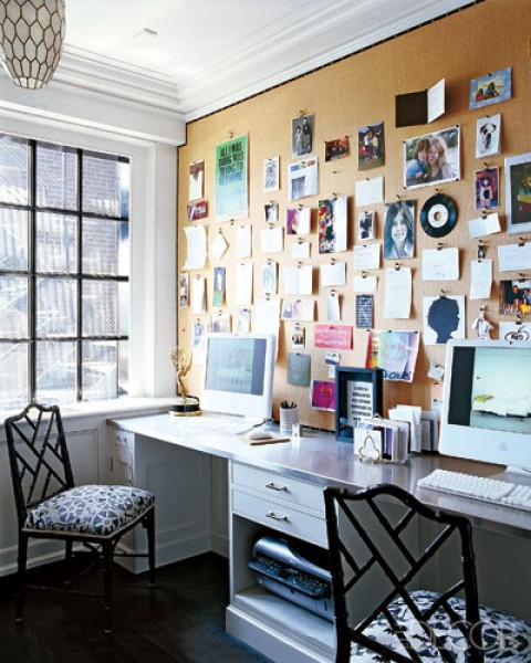 10 Tips To Creating A More Creative, Productive Home #Office ➤ http://CARLAASTON.com/designed/tips-for-creative-productive-home-office-regina-leeds By @ZenOrg1
