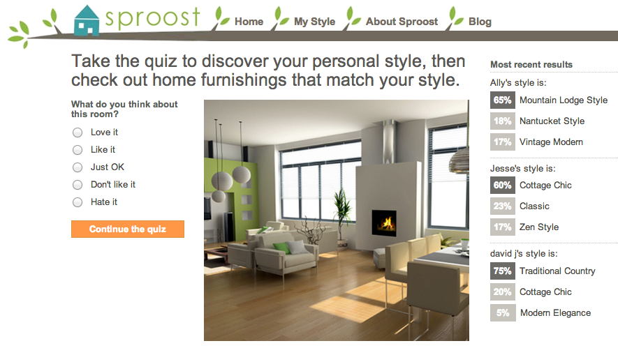 What Is Your Interior #Design Style? | These 8 Quizzes Will Tell You... ➤ http://CARLAASTON.com/designed/interior-design-project-style-quiz