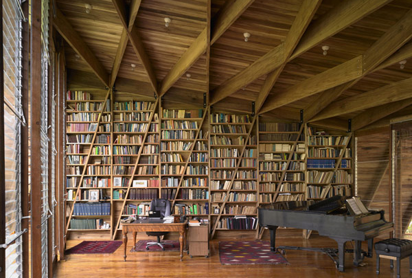 20 Beautiful Private and Personal Libraries