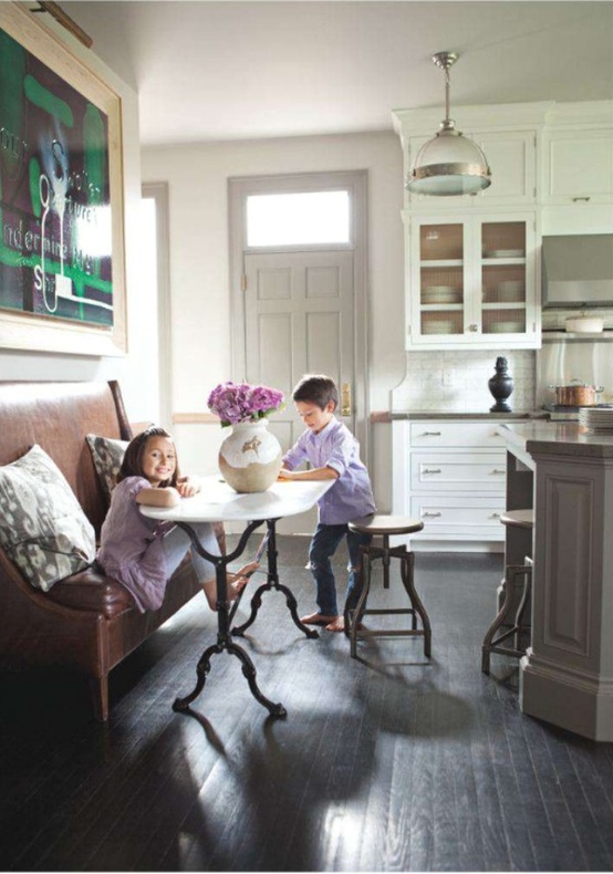 Interior Designer: Nam Dang Mitchell, Image via: House & Home