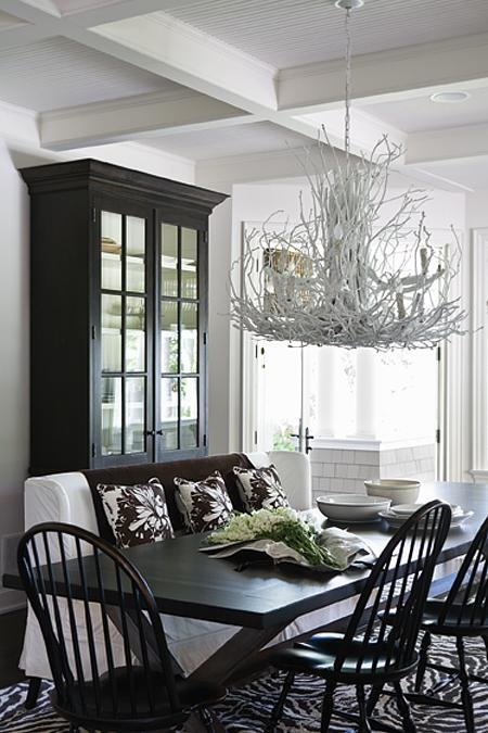Interior Designer: Alexander Latham, Image via: House and Home