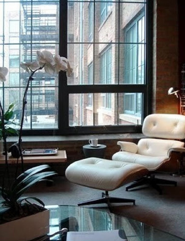 forever a classic the eames chair has a white future designed. Black Bedroom Furniture Sets. Home Design Ideas