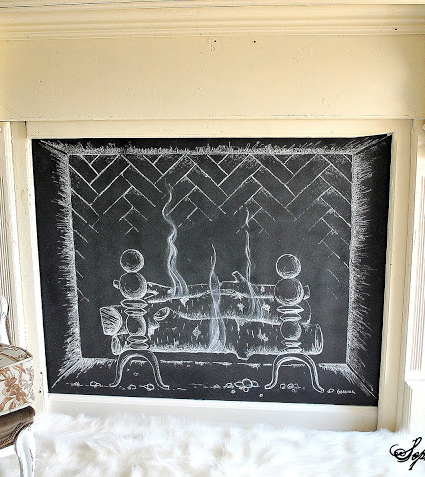 33 Things You Can Turn Into A Chalkboard
