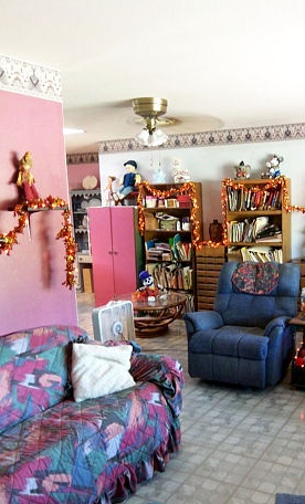 ENDLESS Pics Of Homes With Clutter, Ugly Décor & Bad Taste