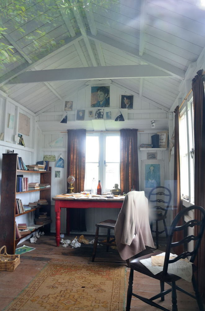 Famous Writers' Retreats | The Rooms Where Classics Were Created