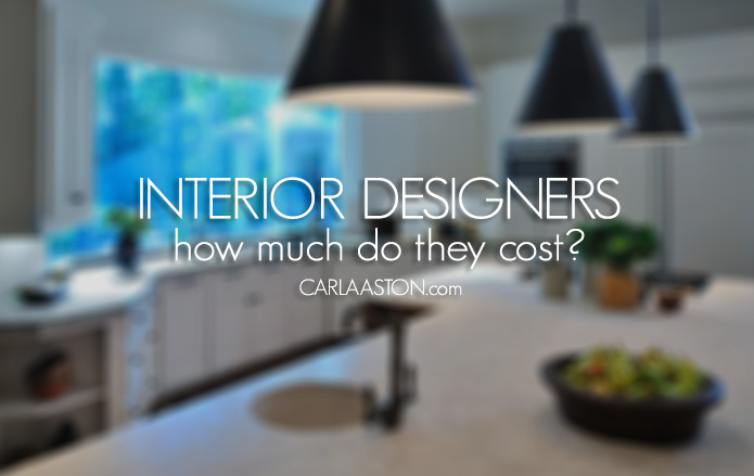 How Much Does It Cost To Hire An Interior Designer Decorator Designed