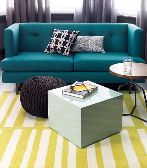 The Vivid Colors Of Spring Furniture Collections