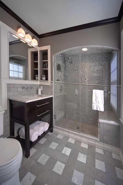 Image via:  Houzz  -Inspired Floor & Bath