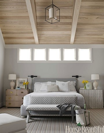 ARTICLE: 17 Wood Ceilings That Are Just As Comforting As A Warm Security Blanket