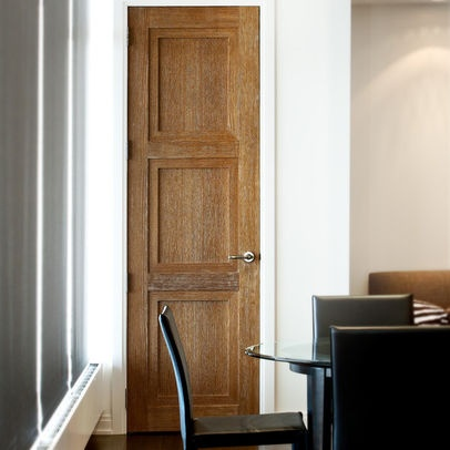 Wood Doors MUST Have Matching Wood Frames & Mouldings | Fact Or Fiction?