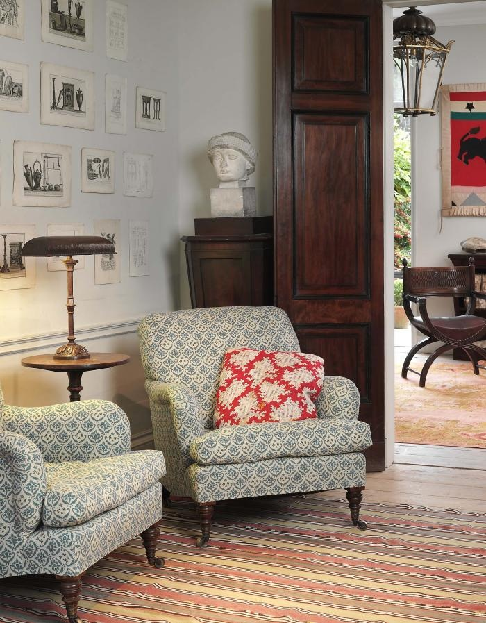 Image via: Remodelista, Will Fisher of Jamb Antiques