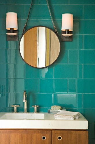 Designer: Bonesteel Trout Hall, Image via: House of Turquoise