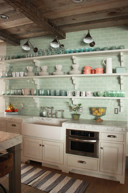 Designer: Desiree Ashworth, Image via: House of Turquoise