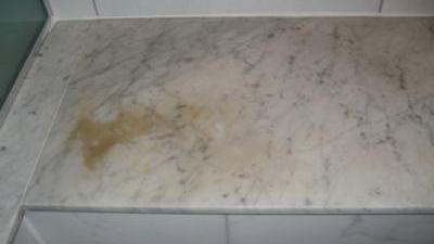 Love White Marble But Scared You Ll Stain It Here S Your