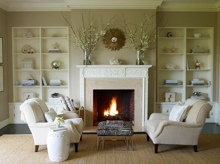 17 Examples Of The Classic Chair Arrangement That Causes Cravings For A Good Book & Hot Toddy