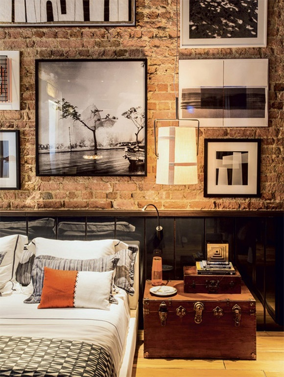 These 20 Masculine Interiors Are Sure To Remind You Why We All Love