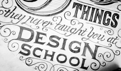 Article Good Advice For Interior Design Students Image Source Behance