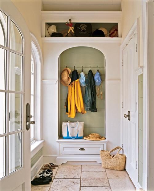 Designer:  Serena Crowley , Image via:  Traditional Home