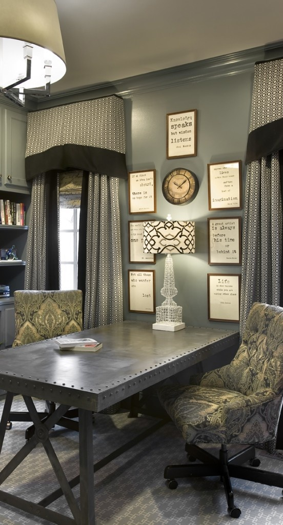 mage via:  Houzz,  Designer:  Knotting Hill Interiors