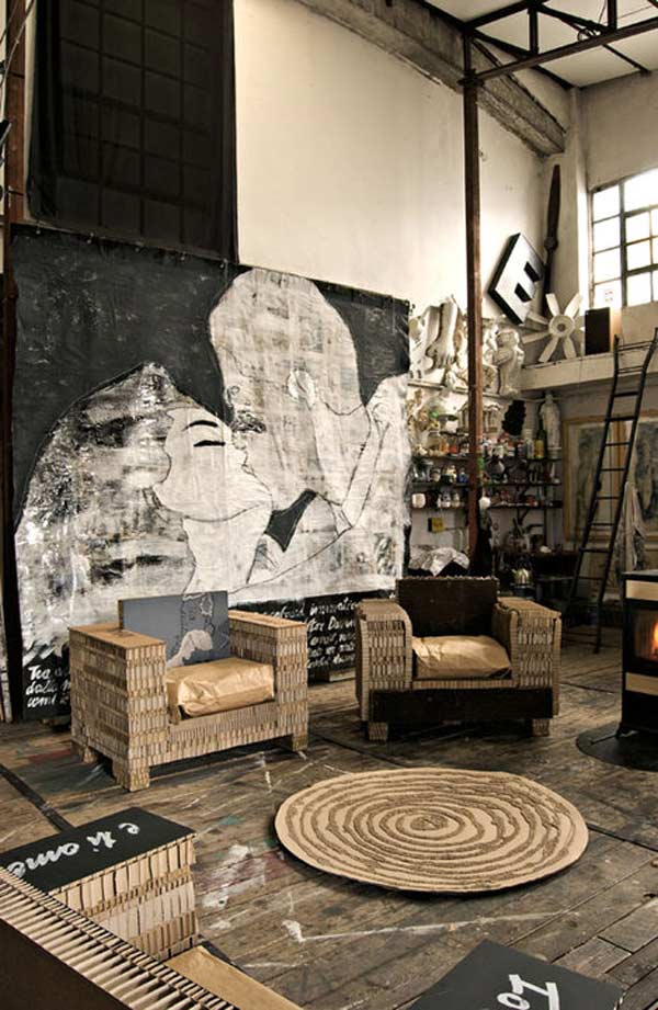Image via:  Contemporist ; Designers:Alessandro Antoniazzi & Walter Davanzo