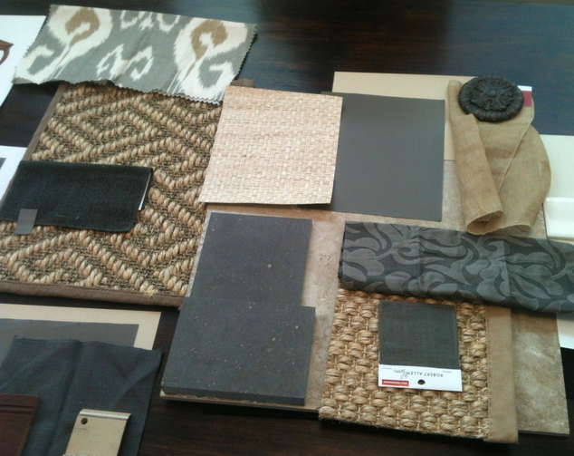 How one interior design studio is reinventing digital What is a sample board in interior design