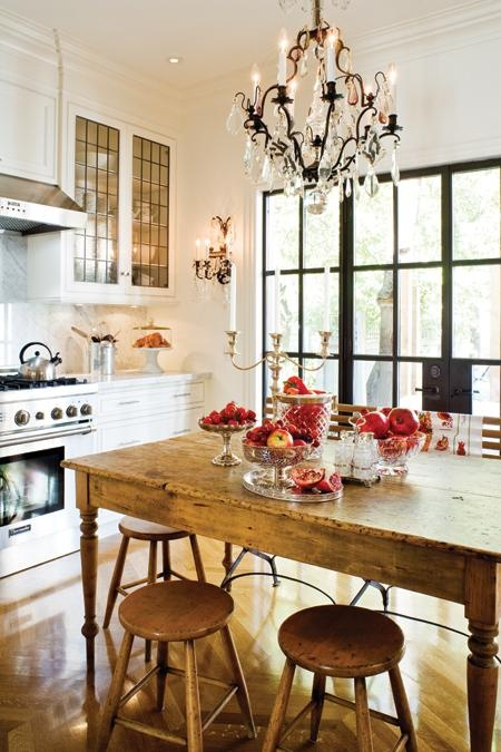 Designer: Sharon Mimran, Image via: House and Home