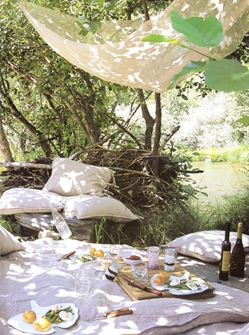 ARTICLE: 22 Summery, Serene Picnic Ideas