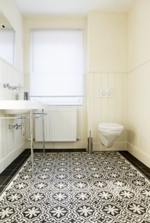 21 Bold Patterned Tile Floors With PUNCH DESIGNED