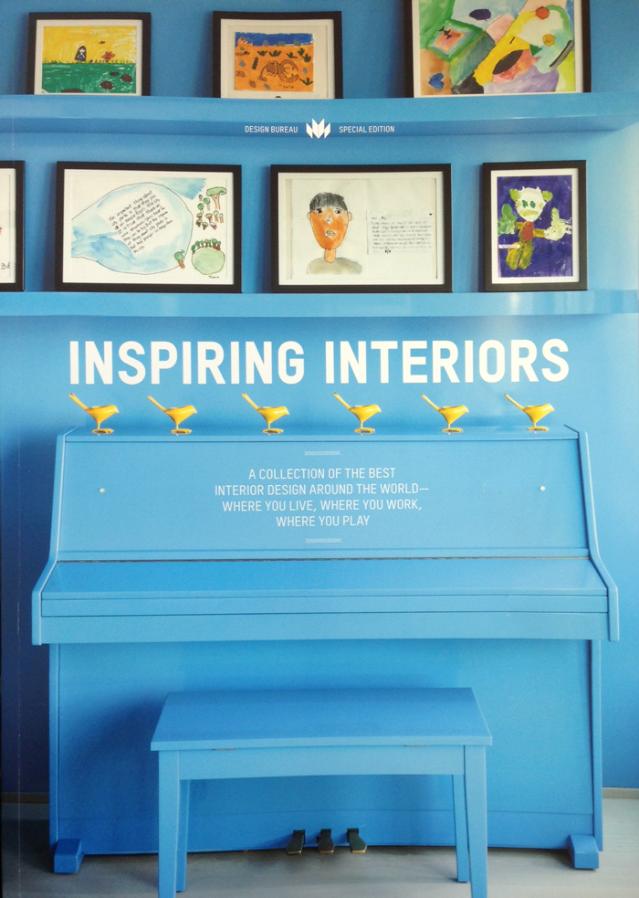 "Design Bureau, 2013 | The ""Inspiring Interiors"" issue, Master Bath Remodel"